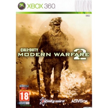 Call of Duty Modern Warfare 2 (Lietota)